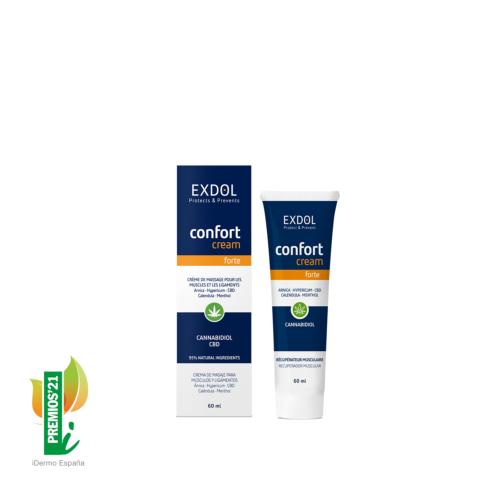 Exdol confort cream forte cannabidiol