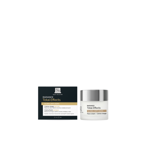 Crema facial Radiance Total Effects Soivre Cosmetics