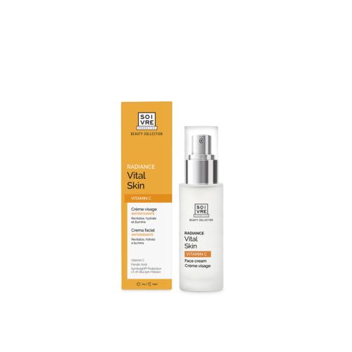 Crema facial Radiance Vital Skin Soivre Cosmetics