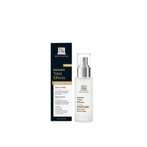 Sérum facial Radiance Total Effects Soivre Cosmetics
