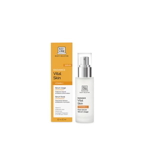 Serum Radiance Vital Skin Soivre Cosmetics
