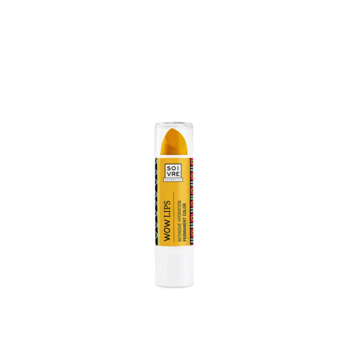 WOW lips amarillo Soivre Cosmetics