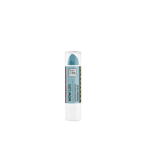 WOW lips azul claro Soivre Cosmetics