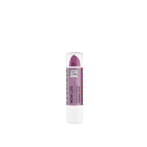 WOW lips violeta Soivre Cosmetics