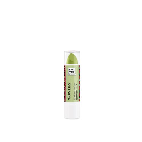 WOW lips verde claro Soivre Cosmetics