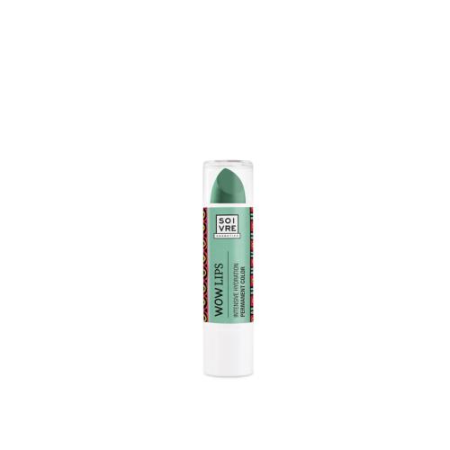 WOW lips verde Soivre Cosmetics