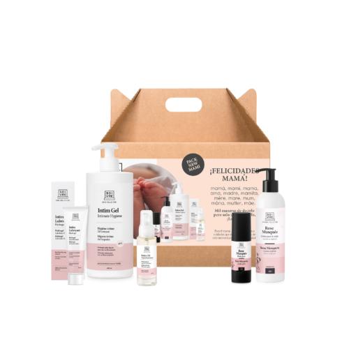 Pack Maternidad Soivre Cosmetics