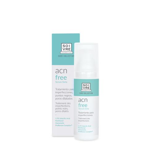 Sérum Forte ACN Free Soivre Cosmetics